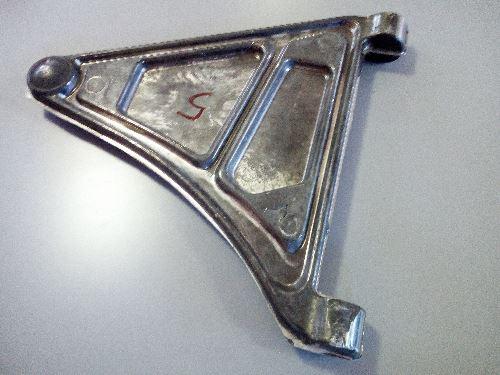 triangolo sospensione grezzo