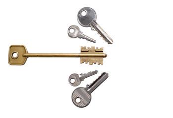 produzione chiavi in ottone